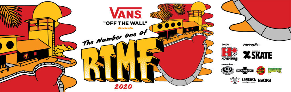 O The Number One RTMF 2020 foi diferente.